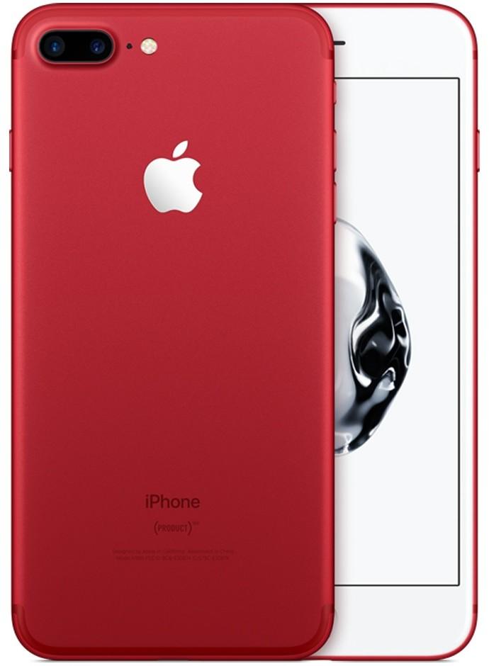 Apple iPhone 7 Plus 128GB czerwony (MPQW2PM/A)