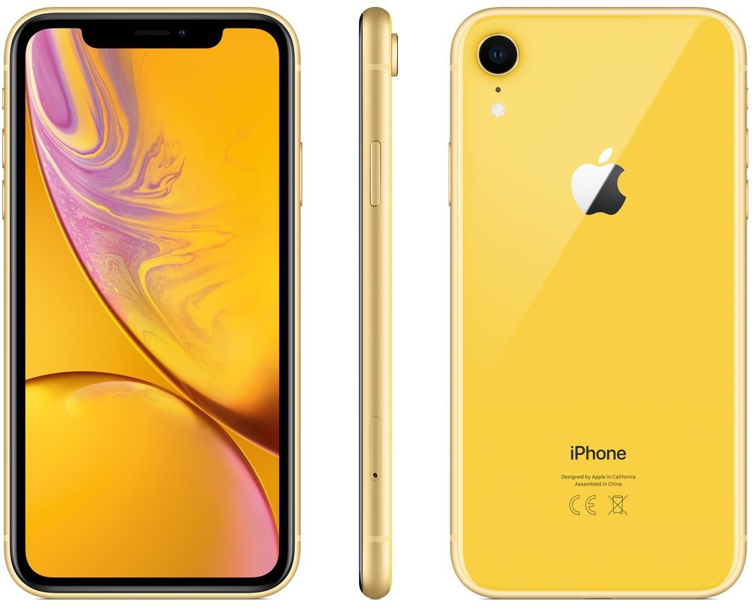 Apple iPhone Xr 256GB Żółty (MRYN2PM/A)