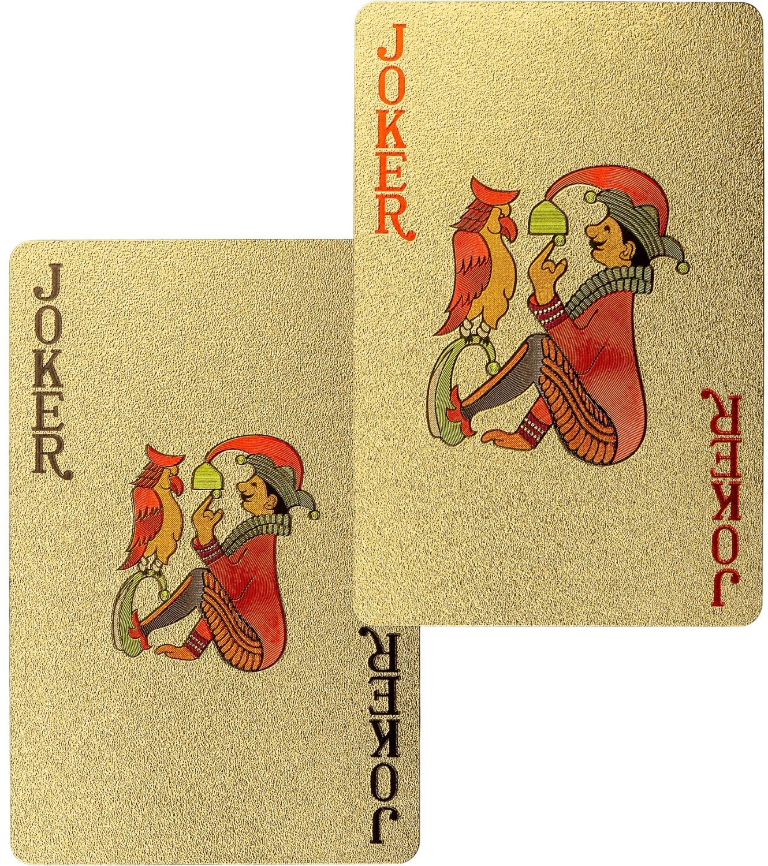 CERTYFIKOWANE KARTY TALIA DO GRY W POKER