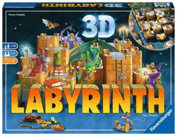 Ravensburger Labirynt 3D