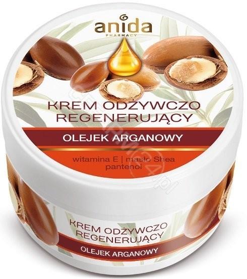 Scan Anida krem odżywczoregenerujący olejek arganowy 125 ml