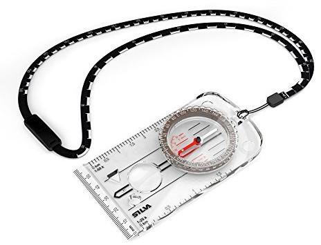 Silva kompas 3NL, przezroczysty, rozmiar uniwersalny 37583