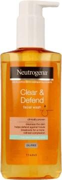 Neutrogena Clear & Defend 200 ml