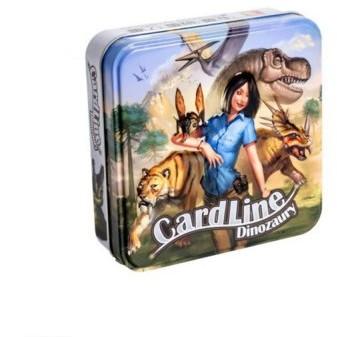 Rebel Gra Cardline: Dinozaury