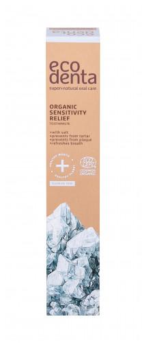 Ecodenta Ecodenta Organic Salt Sensitivity pasta do zębów 75 ml unisex