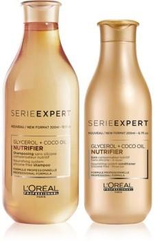 Loreal Professionnel Serie Expert Nutrifier wygodne opakowanie do włosów suchych