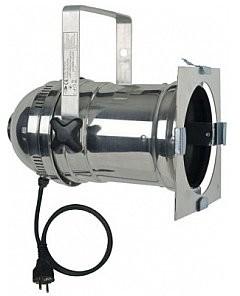 Showtec Par56 Long Polish Terminal Silicon Cable&Schucko Plug 30318