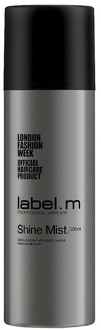 label.m Shine Mist Lekka mgiełka nabłyszczająca do włosów 200ml 0000007156