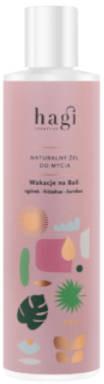 Hagi Cosmetics Naturalny żel do mycia Wakacje na Bali 300ml Hagi