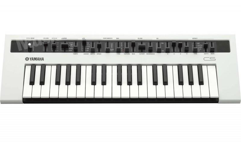 Yamaha reface CS - syntezatory - synth