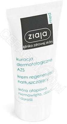 Ziaja Med AZS Krem regenerujący natłuszczający 50ml