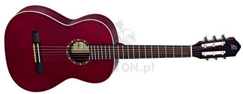 ORTEGA Ortega R121-7/8WR gitara klasyczna 7/8 z pokrowcem 2445