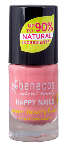 Benecos Lakier do paznokci BUBBLE GUM 5 ml 122 95066