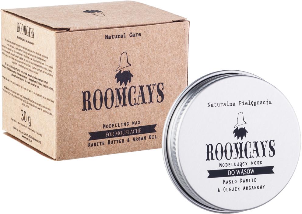 Roomcays Modelujący wosk do wąsów 30g 91601-uniw