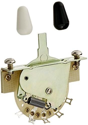 Ernie Ball ep06370Switch Typ zapewnia gitara stratocaster 5pozycje 6370