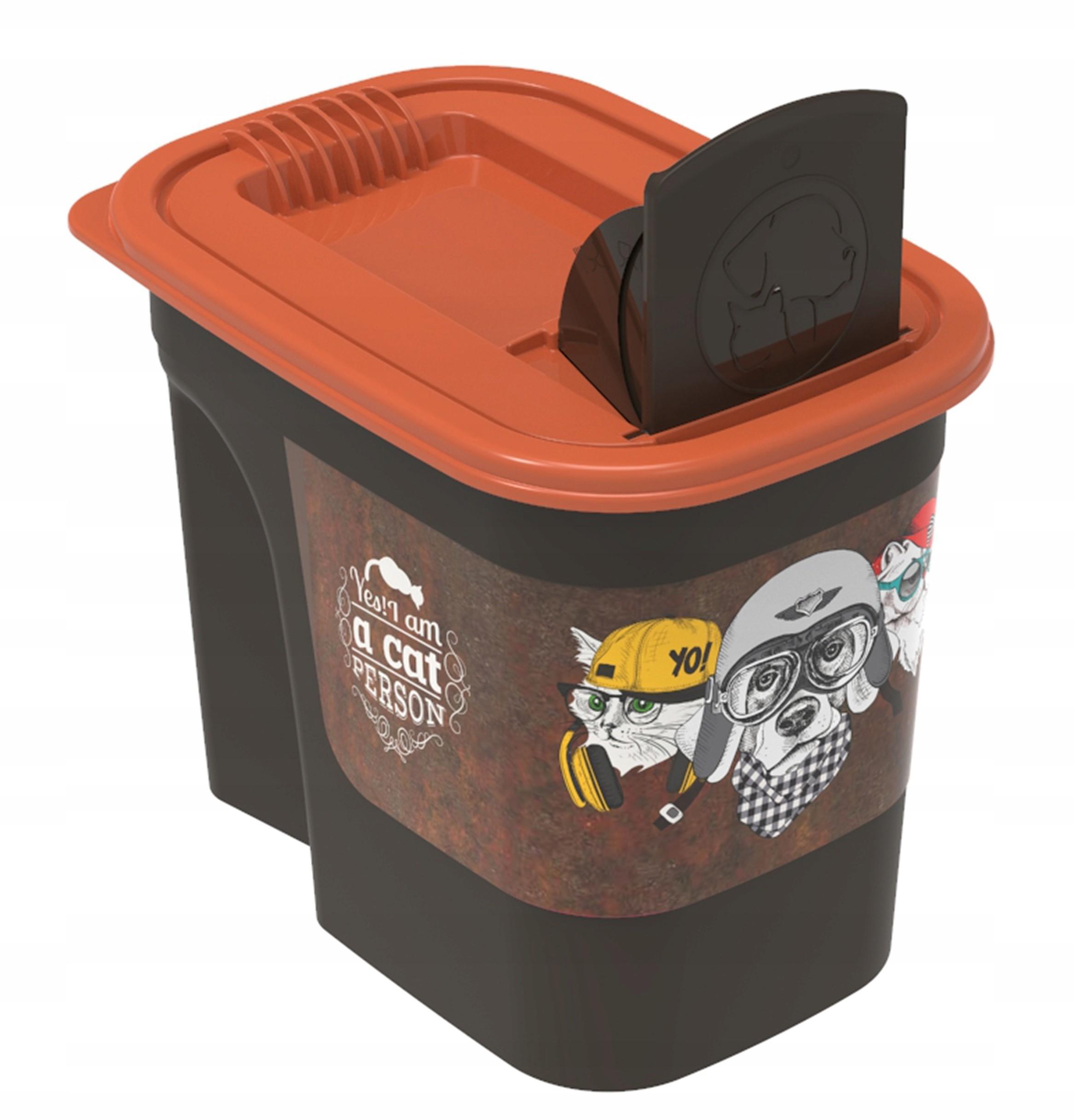 Pojemnik na krmę dla kota Rotho Flo 2.2 l 1,5kg