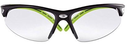 Dunlop rakieta do squasha i-Armor okulary ochronne, 1 rozmiar 753133