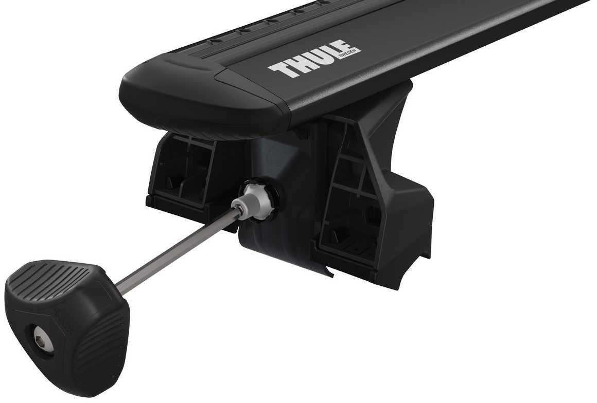 Thule Wingbar Evo Black Opel Insignia I (7113B-7106-6029)