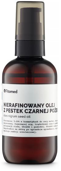 Fitomed Nierafinowany Olej Z Pestek Czarnej Porzeczki 100ml