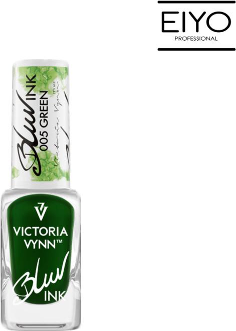 Victoria Vynn Atrament do zdobień BLUR INK 005 GREEN 10 ml 330768