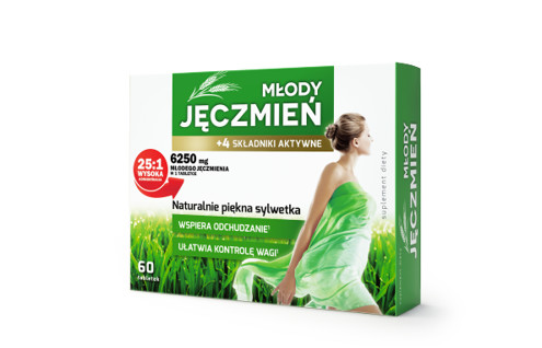 Colfarm Młody jęczmień 60 tab. ID-18342
