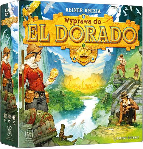 Reiner Knizia Wyprawa do El Dorado