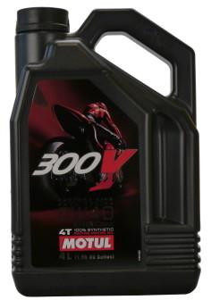 Motul 300V 4T FL Road Racing 5W-40 4L