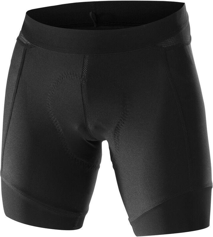 Löffler Light Hotbond Spodnie rowerowe Mężczyźni, black 52 2020 Spodenki z wkładką 21265-990-52