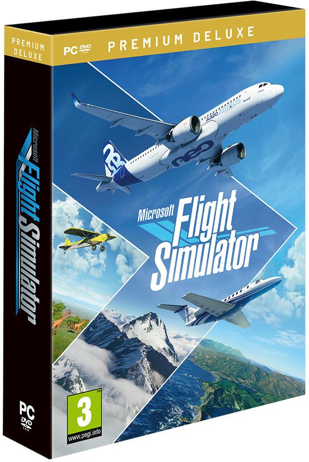 Microsoft Flight Simulator Premium Deluxe (GRA PC)