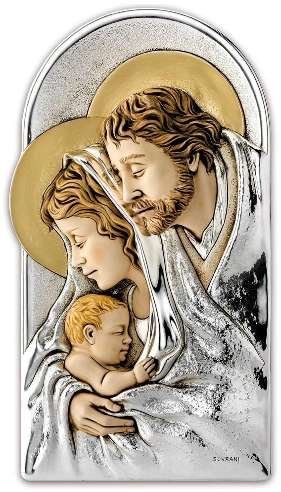 Sovrani Obraz Święta Rodzina   Rozmiar: 16x30 cm   SKU: R324