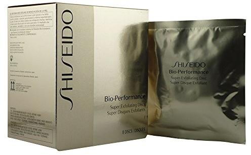 Shiseido Bio-Performance Super exfoliating Discs unisex, pianka do czyszczenia 8X 2ML, 1er Pack (1X 16ML) KS13308