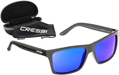 Cressi Rio okulary przeciwsłoneczne, czarny, jeden rozmiar XDB100111