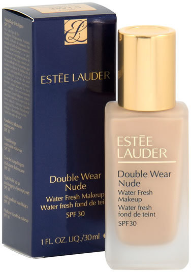 Estee Lauder Double Waer Nude Water Fresh Makeup, płynny podkład 3W1.5 Fawn, SPF 30, 30 ml