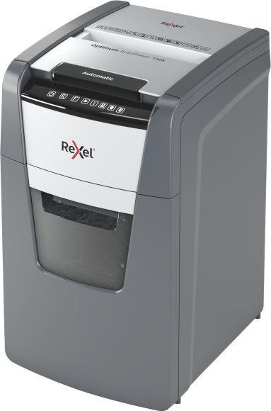 Rexel Optimum AutoFeed+ 130X | 4 x 28 mm