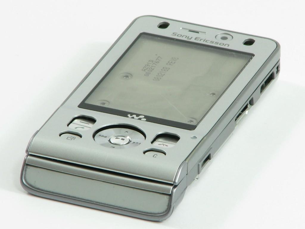 Sony Ericsson W910 obudowa Oryginal Grade B 2199-uniw