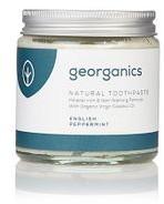 Georganics Georganics Mineralna pasta do zębów w słoiku English Peppermint 120ml GEO00012