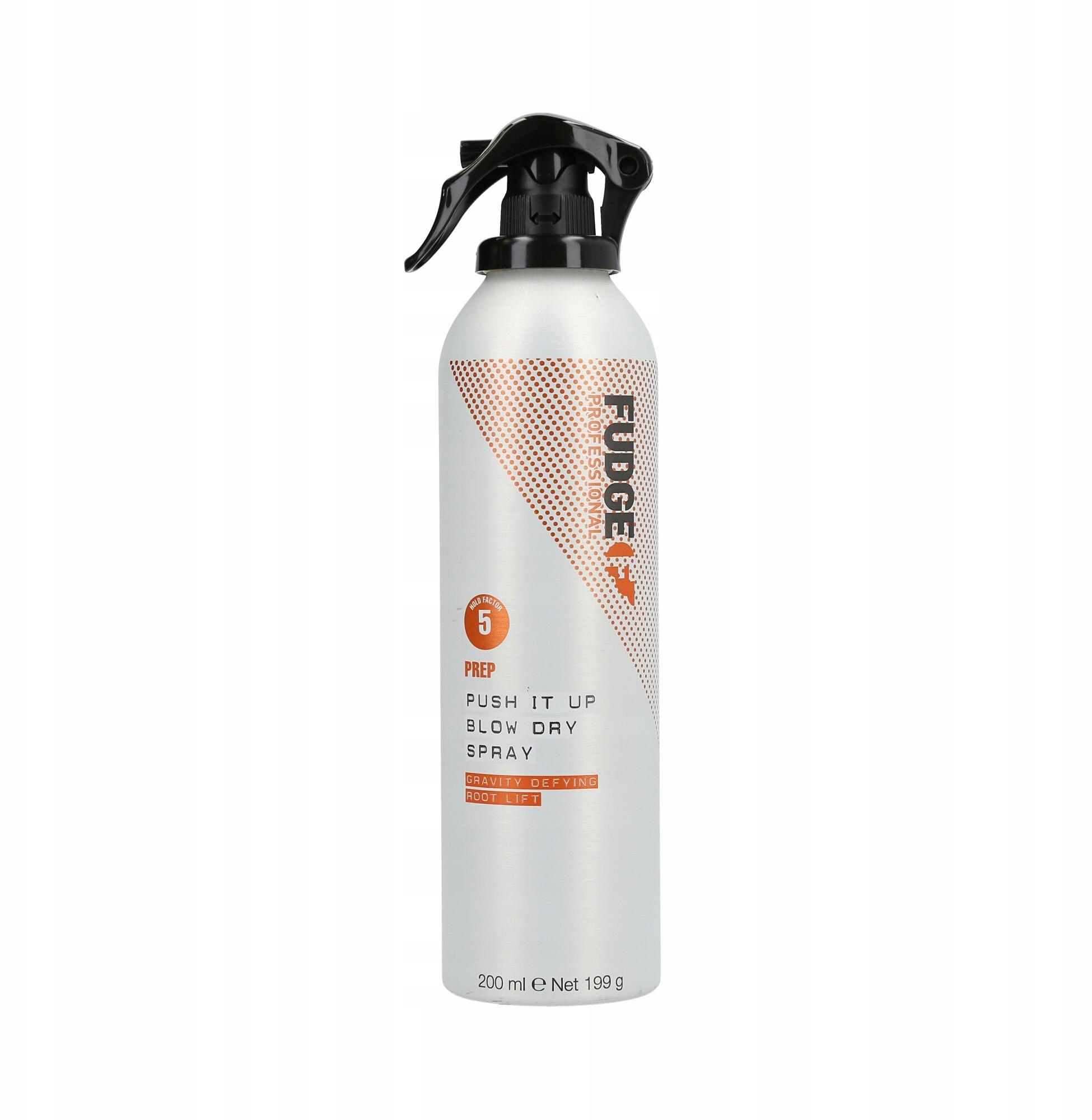 Fudge Spray Termoochronny Zwiększający Objętość