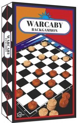 Abino Warcaby i Backgammon