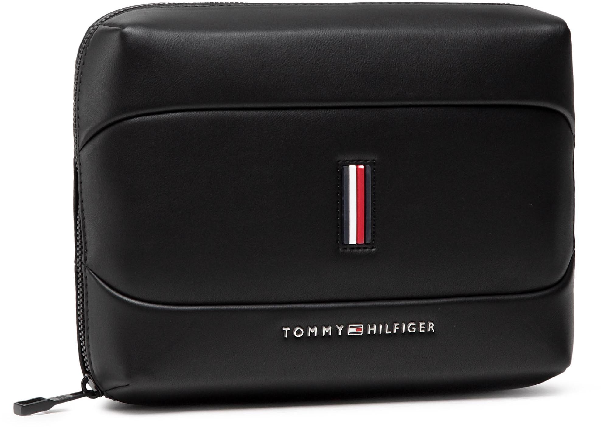 TOMMY HILFIGER Kosmetyczka Th Metro Tech Pouch AM0AM07299 BLK