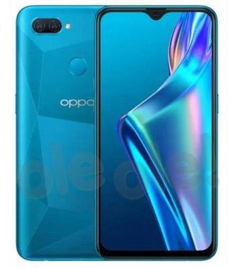 OPPO A12 64GB Dual Sim Niebieski