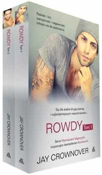Amber Rowdy Tom 1 i 2 - Jay Crownover