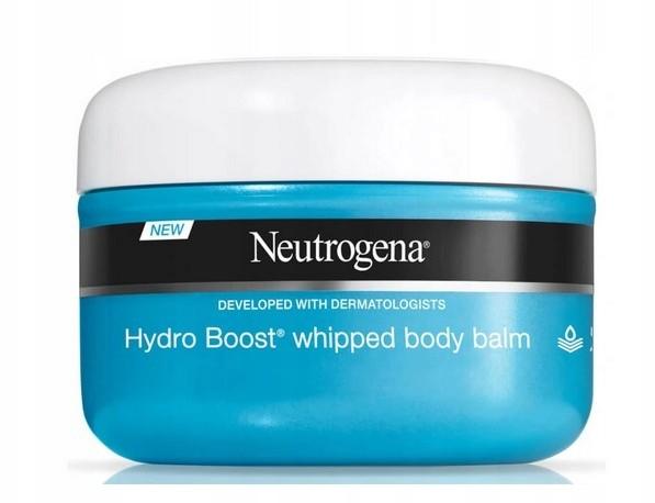 Neutrogena Hydro Boost Aksamitny Mus Do Ciała 200