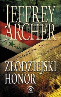 Rebis Złodziejski honor - Jeffrey Archer