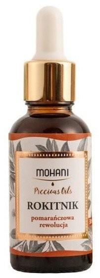 Mohani Olej Rokitnik - pomarańczowa rewolucja - 30ml 00980