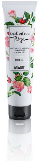 Anwen Anwen Emolientowa Róża Mała Odżywka do włosów o wysokiej porowatości 100ml