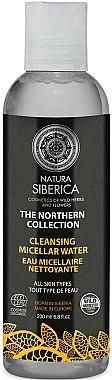 Natura Siberica Oczyszczająca woda micelarna - The Northern Collection Cleansing Micellar Water Oczyszczająca woda micelarna - The Northern Collection Cleansing Micellar Water