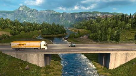 SCS Software Euro Truck Simulator 2: Scandinavia (PC)
