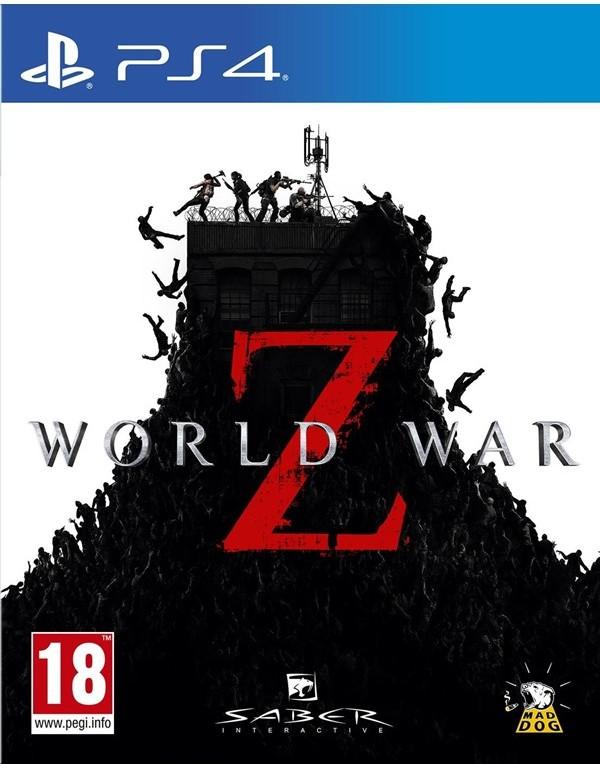 World War Z (GRA PS4)