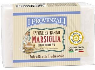 Provenzali I Provenzali Marsylia - Mydło do rąk w kostce (150 g) 11A4-539D4_4586f54