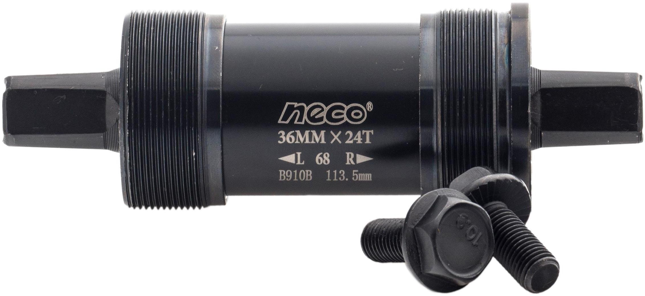 Neco Wkład suportu NECO 113,5mm 36''x24T ST/ST WŁOSKI CMK135